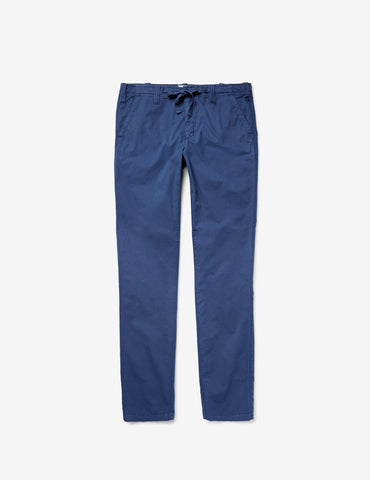 Lux Cotton-Flannel Trousers