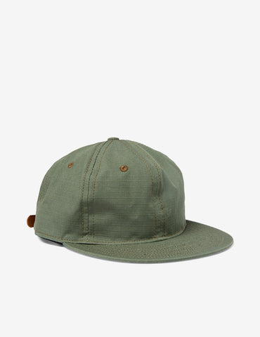 Appliquéd Cotton Baseball Cap
