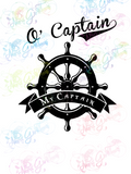 O Captain My Captain - Walt Whitman - Books - Digital Print, SVG, PNG, JPG Files