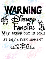 May Break Out In Song - Fandoms - Digital Print, SVG, PNG, JPG Files