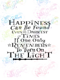 Happiness Can Be Found Dumbledore - Potter - Digital Print, SVG, PNG, JPG Files