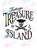 Treasure Island - Robert Louis Stevenson - Books - Digital Print, SVG, PNG, JPG Files