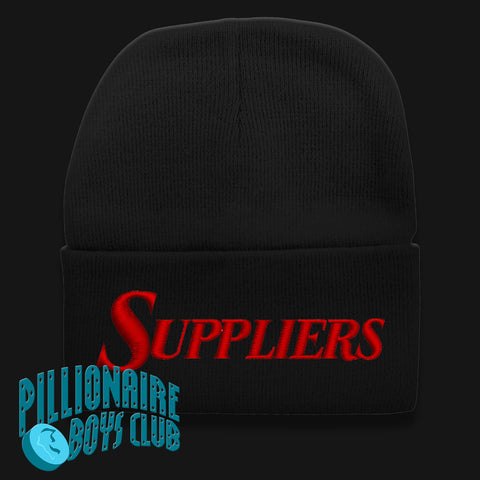 PBC Supplier Beanie Black