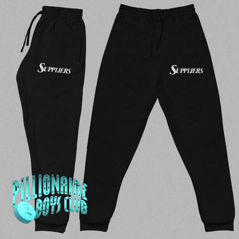 PBC Suppliers Joggers Black
