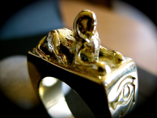 Sphinx Ring