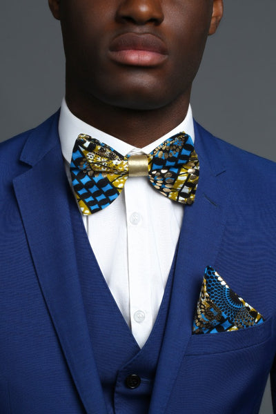 How to style a wedding bow tie and stand out on your big day