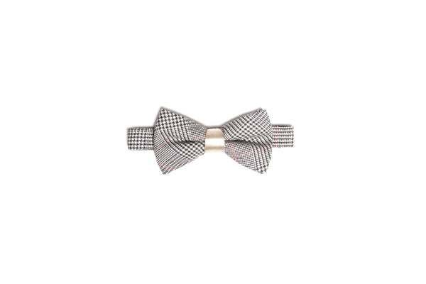 Check Ready Bow Tie