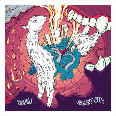 Regret City - Album