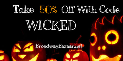 50% off with Code WICKED