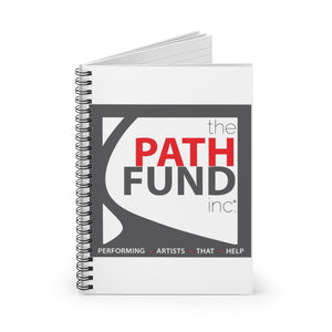 PATH FUND Spiral Notebook