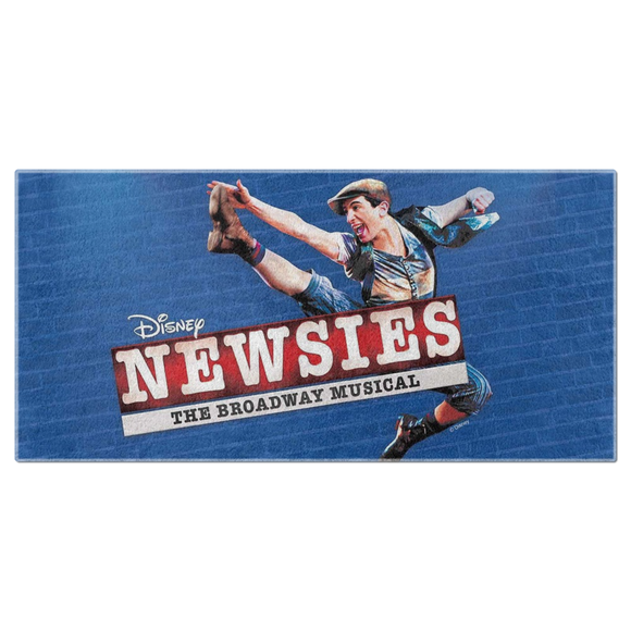 Newsies Beach Towel