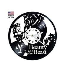 Broadway Musical Themed Vinyl Album Record Clock