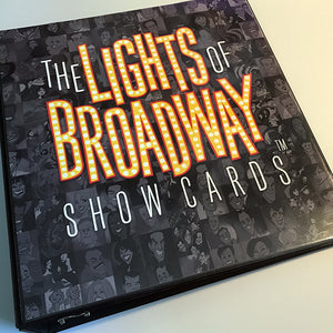 The Lights Of Broadway Official Binder