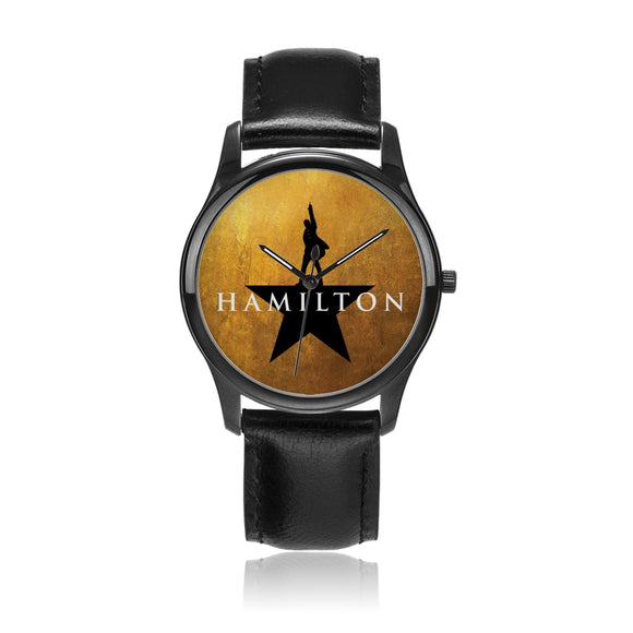 Hamilton The Musical Broadway Watch