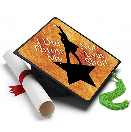 Tassel Topper Decorated Graduation Cap