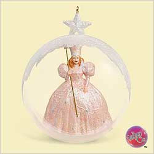 Hallmark Wizard of Oz Ornaments - 3