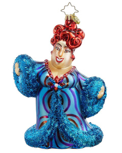 Broadway Legends: Harvey Fierstein Ornament