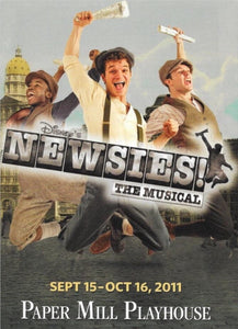 Newsies Magnet (Premiere)