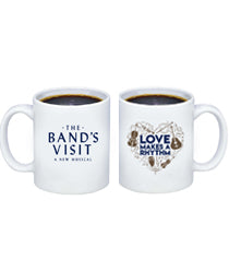 The Band's Visit Coffee Mug