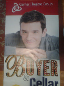 BUYER & CELLAR Banner - Broadway Bazaar