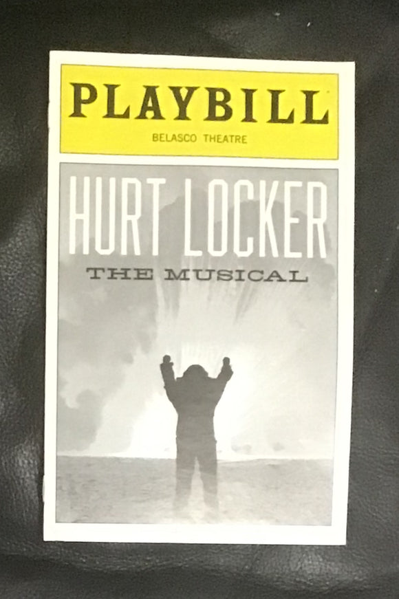 Hurt Locker The Musical
