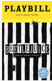 Beetlejuice Playbill