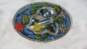 Fall Belt Buckle - Broadway Bazaar