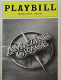 Amazing Grace Playbill