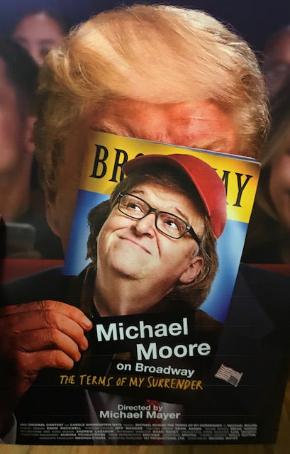 Michael Moore On Broadway