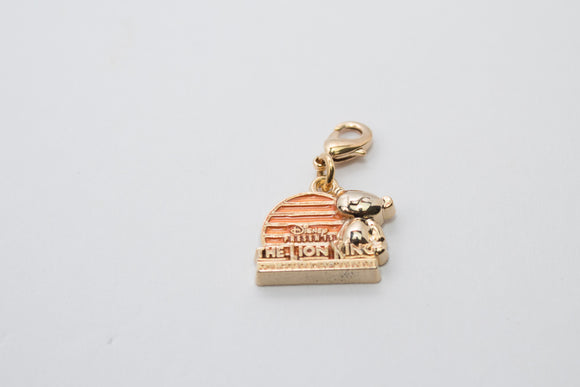 Lion King Charm - Broadway Bazaar