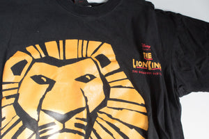 Lion King Shirt - Medium - Broadway Bazaar
