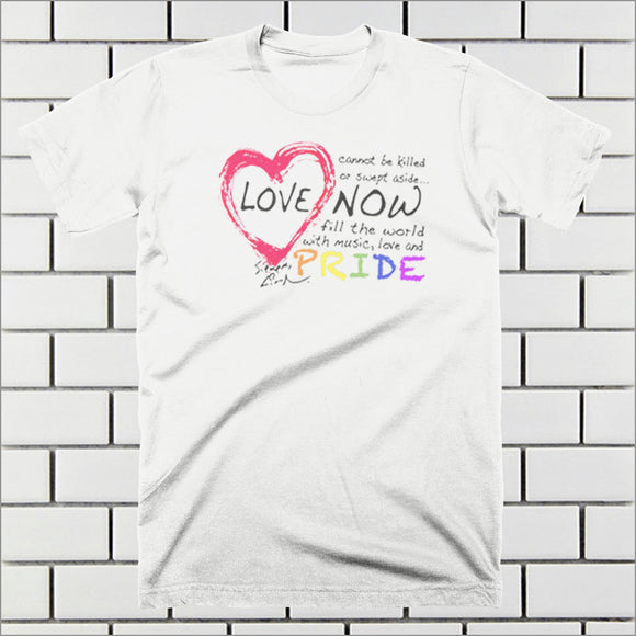 Love Is Love Men's Crew T-Shirt