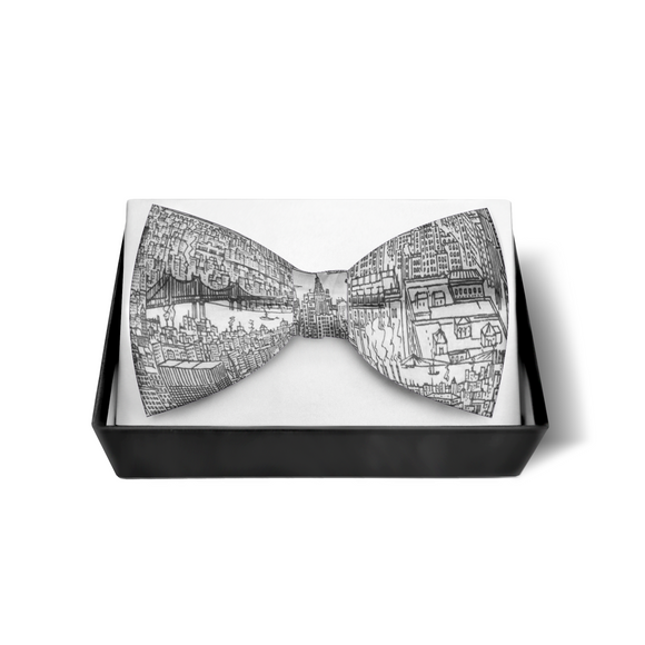 New York City Bow Ties and Hairbows - Broadway Bazaar