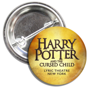 Harry Potter & The Cursed Child Button