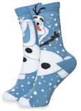 Frozen The Musical Kid Socks