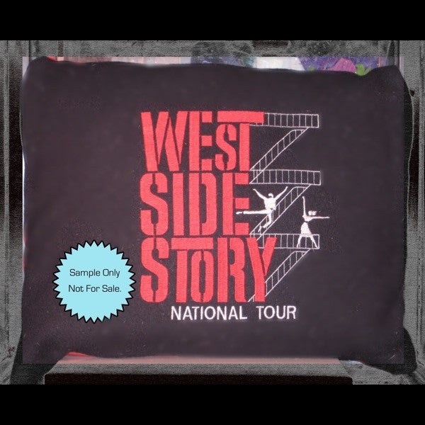Custom Throw Pillow - Broadway Bazaar