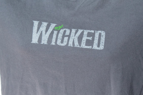 Wicked 2005 Defy Gravity Tour Tshirt - Broadway Bazaar