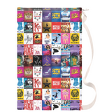 Broadway Musical Laundry Bag