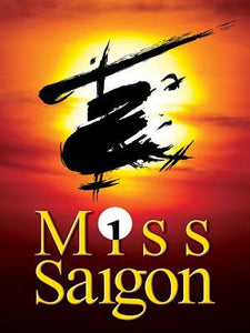 Miss Saigon Lapel Pin - Broadway Bazaar