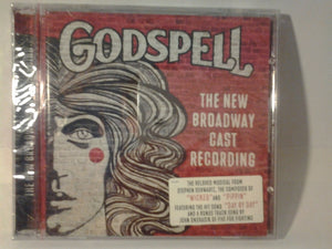 GODSPELL (Revival) CD - Broadway Bazaar