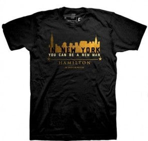 Hamilton The Musical T-shirt - Broadway Bazaar