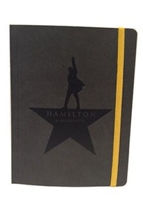 Hamilton The Musical Notebook - Broadway Bazaar
