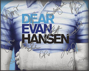 Dear Evan Hansen Reprint Photo - Broadway Bazaar