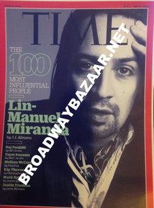 Hamilton Time Magazine Photo - Broadway Bazaar