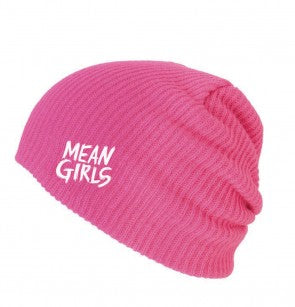 Mean Girls The Musical Beanie - Broadway Bazaar