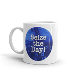 Seize The Day Newsies Coffee Mug - Broadway Bazaar