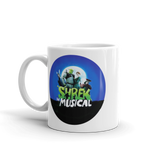 Shrek The Musical Round Image Coffee Mug - Broadway Bazaar