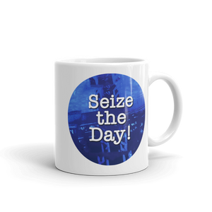 Seize The Day Newsies Coffee Mug