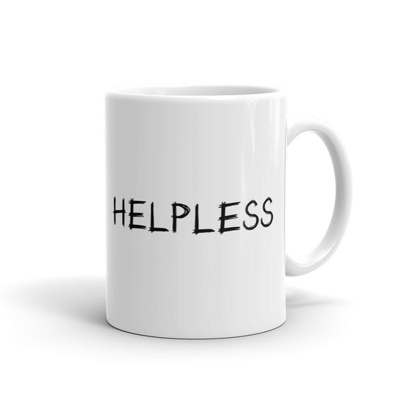Helpless Hamilton The Musical Mug