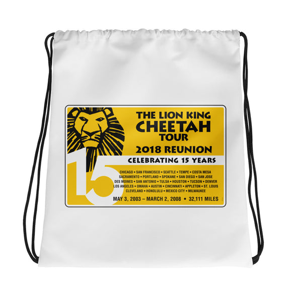 The Lion King Drawstring Bag
